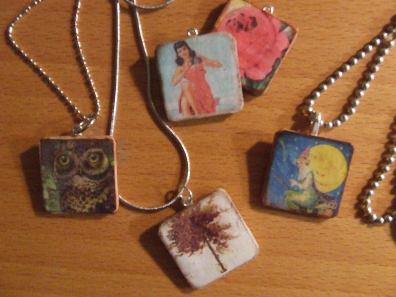 Handmade jewelry 014